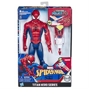 Spider-Man Titan Hero Power Fx Figür E3552
