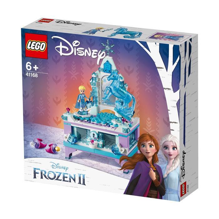 lego frozen elsa nin taki kutusu 41168 disney
